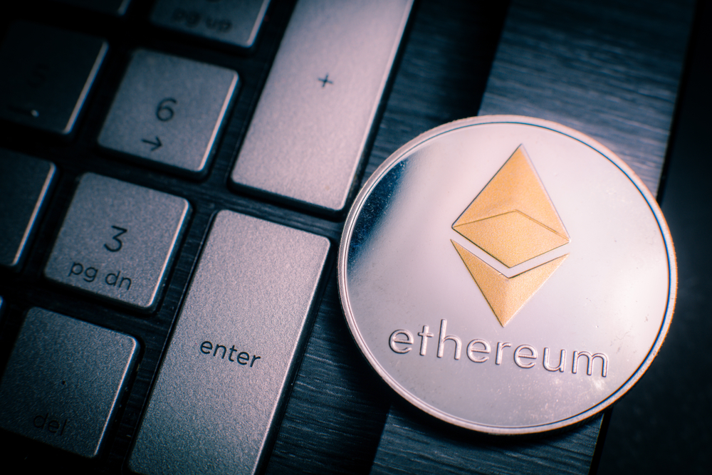 Ethereum and keyboard